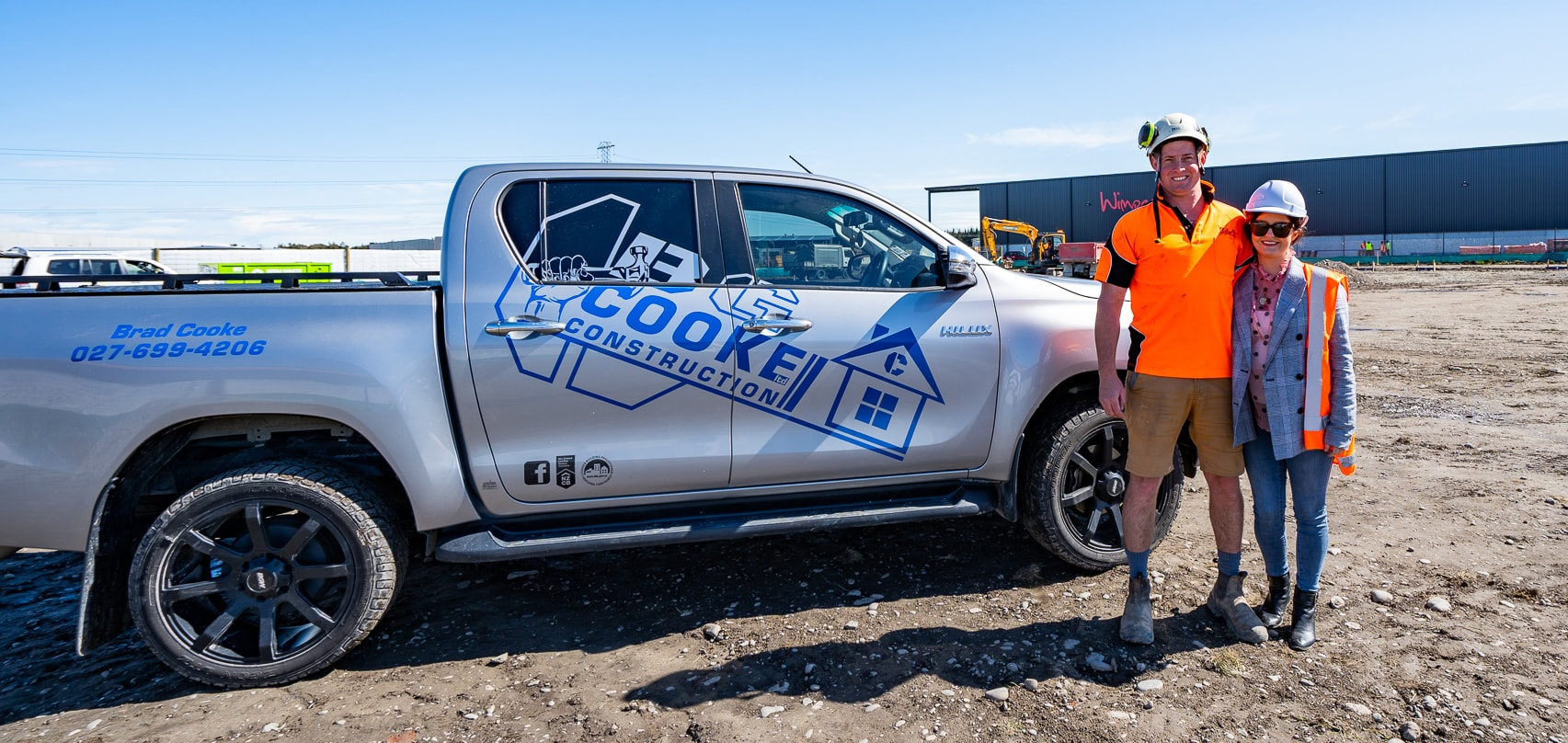 BG Cooke Construction are friendly, Offering building services in North Canterbury